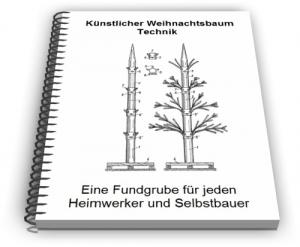 Künstlicher Weihnachtsbaum Christbaum Alternative Technik