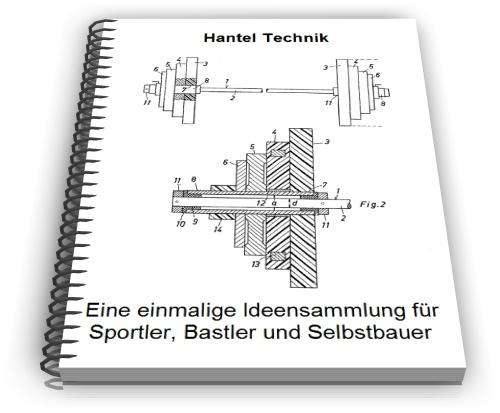 Hantel Hantelbank Technik