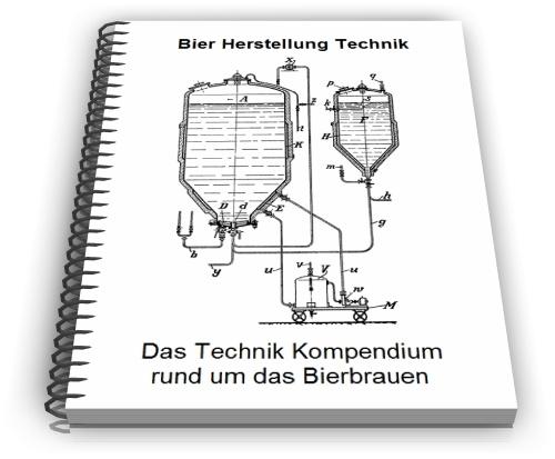 Bier brauen Bier herstellen Herstellung Brauanlage Technik