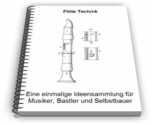 Flöte Blockflöte Querflöte Panflöte Böhm Piccolo Technik