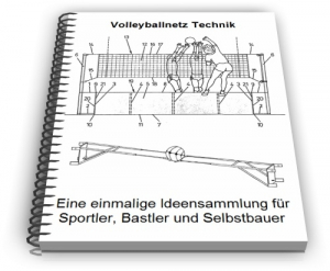 Volleyballnetz Volleyball Netz Ball Training Technik