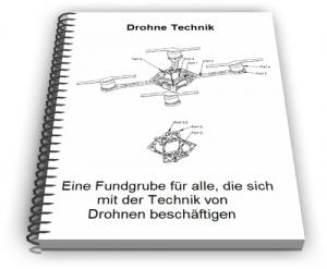 Drohne Unbemanntes Luftfahrzeug Fluggerät Technik