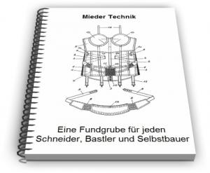 Mieder Miederhose Miederware Technik