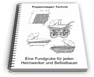 Puppenwagen Stubenwagen Technik