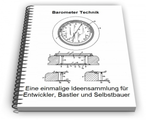 Barometer Barograph Aneroid Dosenbarometer Technik
