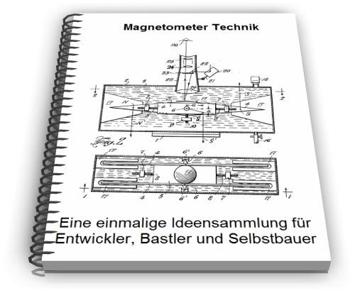 Magnetometer SQUID Erdfeld Frequenz Technik