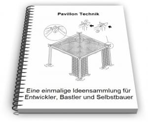 Pavillon Gartenpavillon Technik