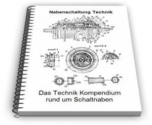 Nabenschaltung Schaltnabe Antriebsnabe Technik