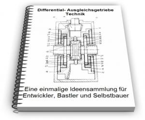 Differentialgetriebe Differential Ausgleichsgetriebe Technik