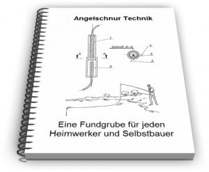 Angelschnur Angelleine Angeln Technik