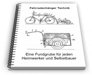 Fahrradanhänger Fahrrad Anhänger Beiwagen Technik