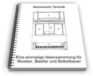 Harmonium Harmonien Technik
