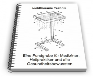 Lichttherapie Phototherapie Technik