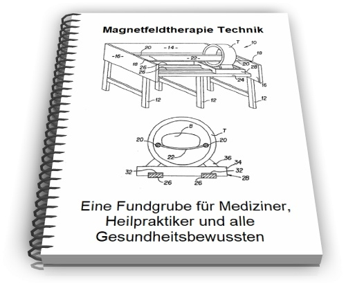Magnetfeldtherapie Magnettherapie Technik