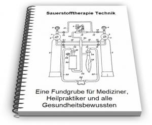 Sauerstofftherapie Sauerstoff Therapie Technik