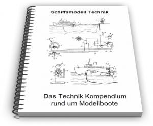 Schiffsmodell Modellboot Modellschiff Technik