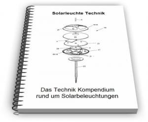 Solarleuchte Solarlampe Solarbeleuchtung Technik