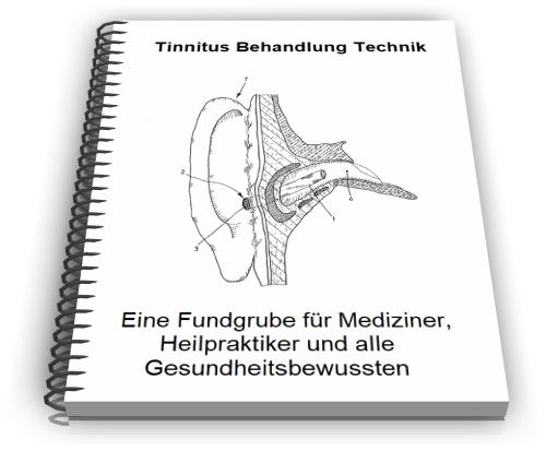 Tinnitus Behandlung Therapie Masker Technik