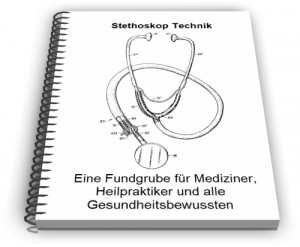 Stethoskop Bruststück Abhörkopf Technik