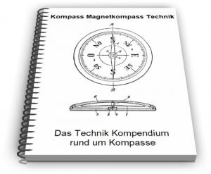 Kompass Magnetkompass Sonnenkompass Bussole Technik