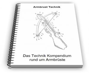 Armbrust Pfeil Zielscheibe Abzug Armbrustschießen Technik