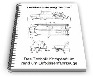 Luftkissenfahrzeug Luftkissenboot Luftkissen Schürze Technik
