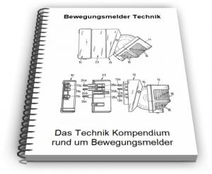 Bewegungsmelder Passiv Infrarot Detektor Sensor Technik