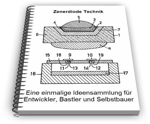 Zenerdiode Z-Diode Zener Diode Herstellung Schaltung Technik