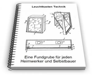 Leuchtkasten Leuchttisch Reklame Dia Plakate Technik