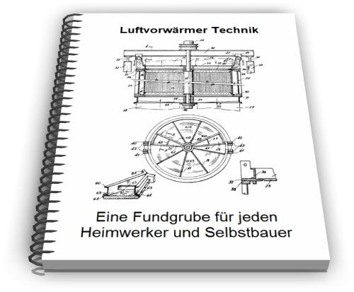 Luftvorwärmer Rotationswärmetauscher Regenerativ Technik