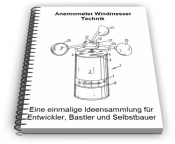 Anemometer Windmesser Technik