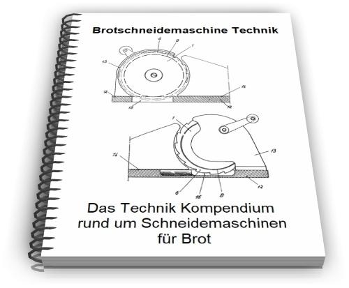 Brotschneidemaschine Schneidemaschine Brot Technik