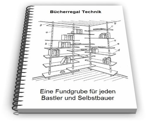 Bücherregal Buchregal Technik