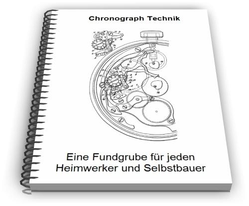 Chronograph Chronographuhr Technik