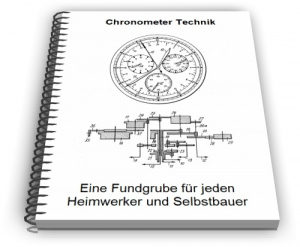 Chronometer Chronometerhemmung Technik