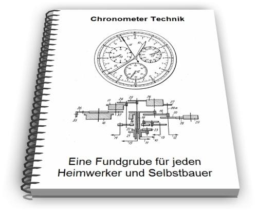 Chronometer Chronometerhemmung Technik