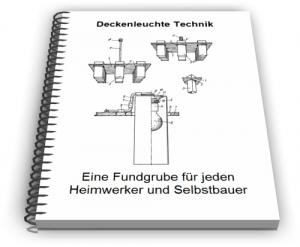 Deckenleuchte Deckenlampe Deckenbeleuchtung Technik