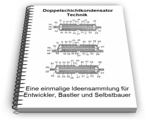 Doppelschichtkondensator Superkondensator Technik
