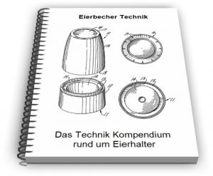 Eierbecher Eierhalter Technik
