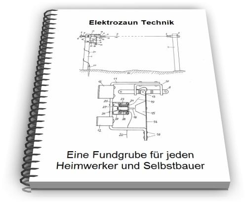 Elektrozaun Elektrischer Zaun Technik