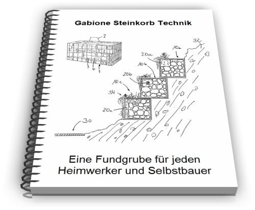 Gabione Steinkorb Technik