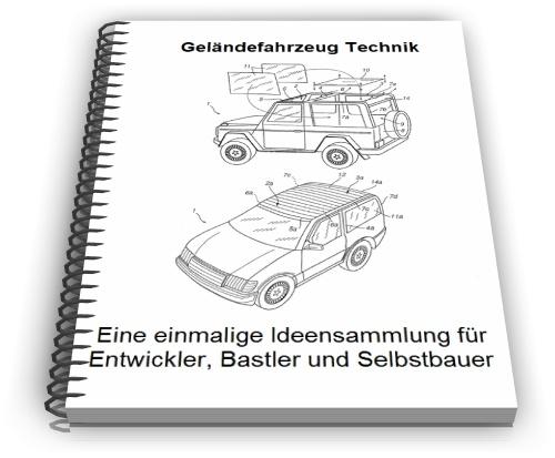 Geländewagen Geländefahrzeug Technik
