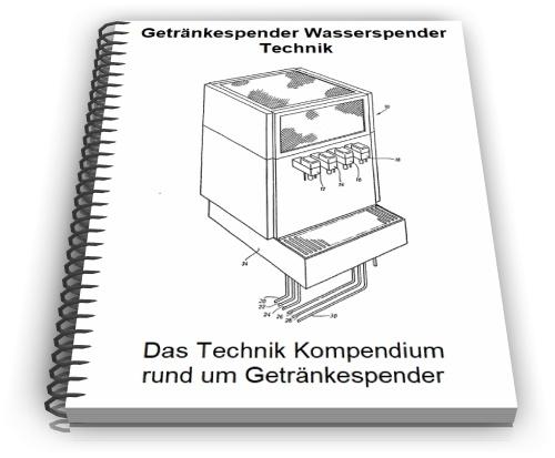 Getränkespender Wasserspender Technik