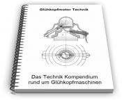Glühkopfmotor Glühkopfmaschine Technik