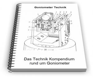 Goniometer Goniometerkopf Technik