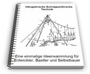Hängebrücke Schrägseilbrücke Technik