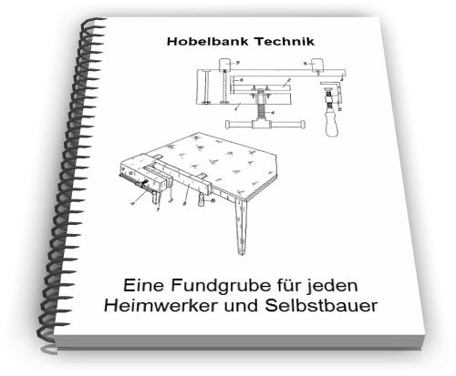 Hobelbank Hobelbankplatte Technik