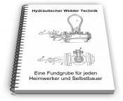 Hydraulischer Widder Wasserwidder Stoßheber Technik