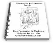 Hydrotherapie Wassertherapie Technik