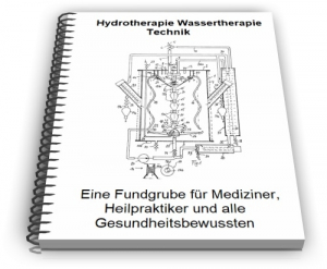 Hydrotherapie Wassertherapie Technik
